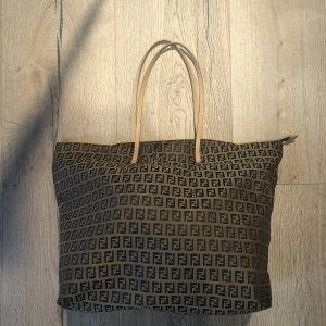 Fendi Shopper Zucca Design