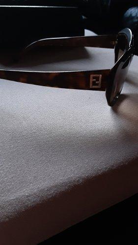 Fendi Round Sunglasses dark brown