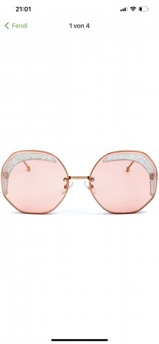 Fendi Glasses pink