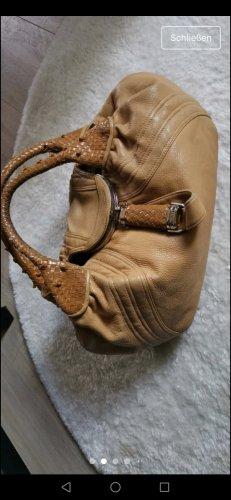 Fendi Spy Bag in Cognac Farben