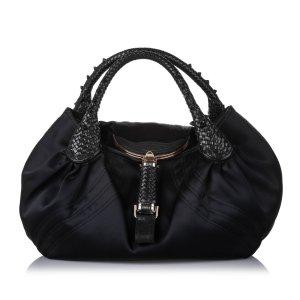 Fendi Spy Nylon Handbag