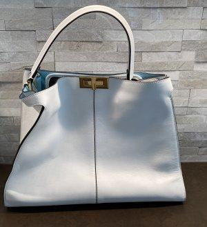 Fendi Tasche in Weiß