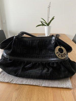 FENDI Tasche schwarz