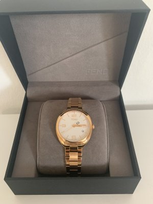Fendi Analog Watch gold-colored-rose-gold-coloured