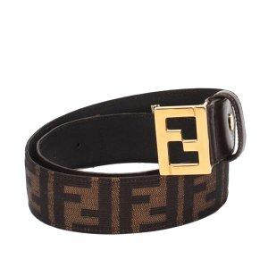 Fendi Cinturón marrón