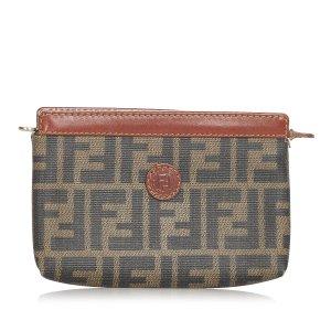 Fendi Pouch Bag brown