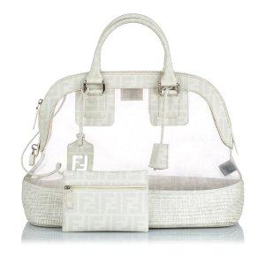Fendi Zucca Mesh Handbag