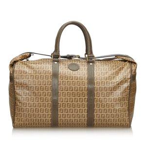 Fendi Travel Bag brown