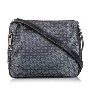 Fendi Zucchino Nylon Crossbody Bag