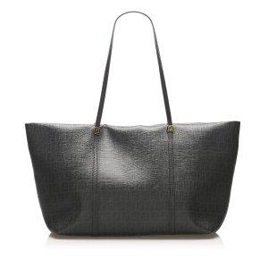 Fendi Zucchino PVC Tote Bag