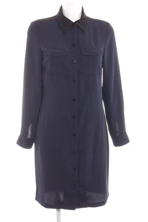 Fenn Wright Manson Vestido tipo blusón azul look casual