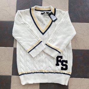 Fenty x Puma Rihanna Sweater Strickpulli Pullover Kleid Strickkleid Pulli Jumper oversized boyfriend retro vintage