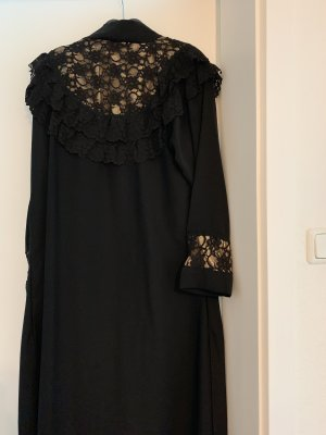Coat Dress black-sand brown
