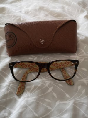 Ray Ban Glasses brown-beige