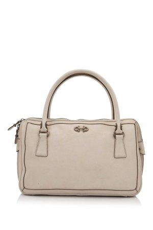 Ferragamo Calfskin Leather Handbag