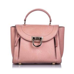 Ferragamo Satchel pink leather