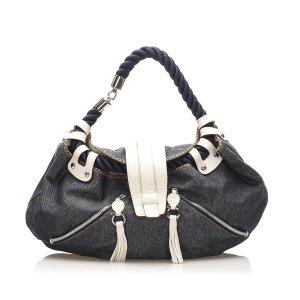 Ferragamo Denim Handbag