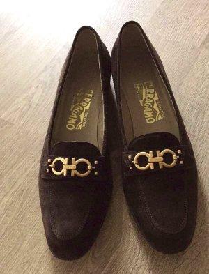 FERRAGAMO❤️edler Schuh