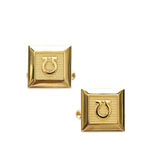 Ferragamo Accessoire doré métal