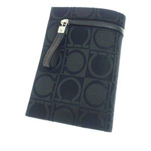 Ferragamo Gancini Folded Nylon Wallet