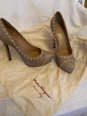 Ferragamo High Heels