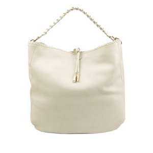 Ferragamo Leather Hobo Bag