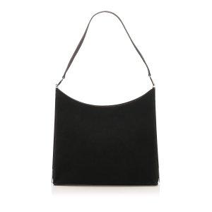 Ferragamo Leather Shoulder Bag