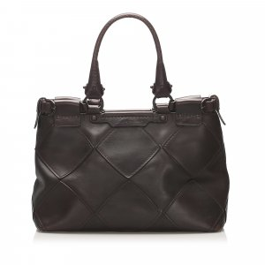 Ferragamo Leather Tote Bag
