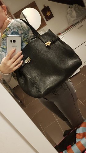 Ferragamo Leder Tasche