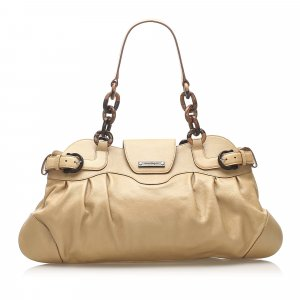 Ferragamo Marissa Leather Shoulder Bag