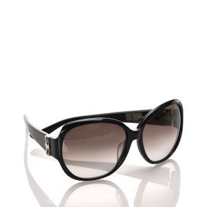 Ferragamo Round Tinted Sunglasses