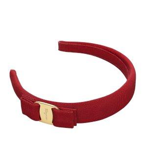 Ferragamo Accessoire rouge