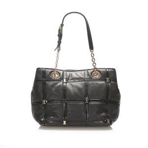 Ferragamo Vara Leather Tote Bag