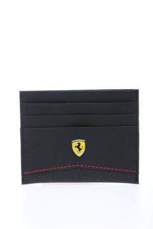 Ferrari Portemonnee zwart zakelijke stijl
