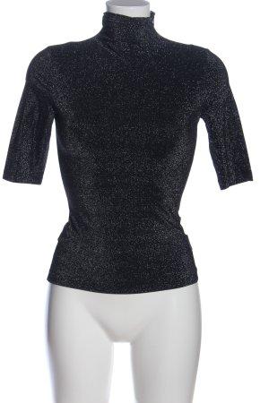 Ferre Jeans Rollkragenshirt schwarz Elegant