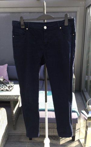 100% Fashion Jeans stretch bleu foncé