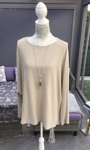 H&M Long Sweater beige-camel