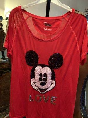 Fesches Mickey Maus Shirt von GRACE Gr. M