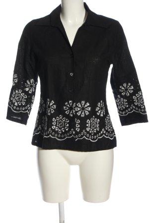 Festa Giacca a blusa nero stile casual