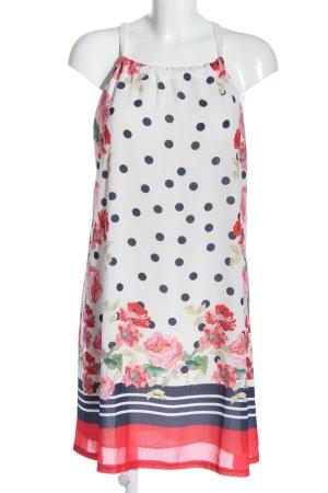 Festa Blouse Dress flower pattern casual look