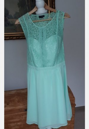 Festkleid in mint