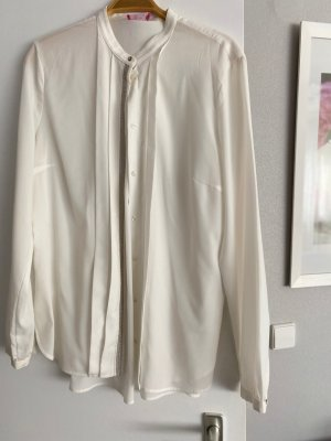 Basler Shirt Blouse natural white polyester