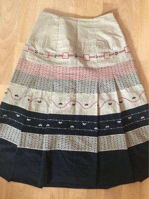 Apriori Plaid Skirt multicolored