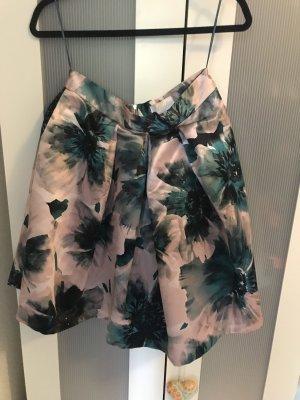 Closet Gonna a balze color oro rosa-verde scuro