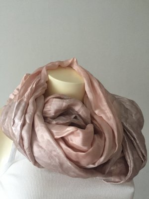 DKNY Scarf rose-gold-coloured-silver-colored