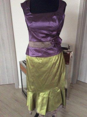 Festliches Kleid - 2 Teiler Rock und Oberteil
