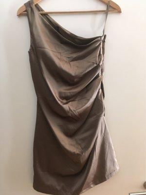 Vero Moda Robe découpée bronze