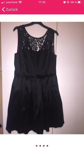 Amisu Ball Dress black