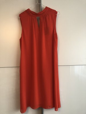 1.2.3 Paris Robe chiffon rouge clair