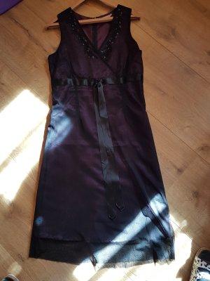 More & More Robe de soirée noir